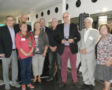 L'entreprise CABRE a reçu la distinction dans la catégorie « Grand Partenaire »