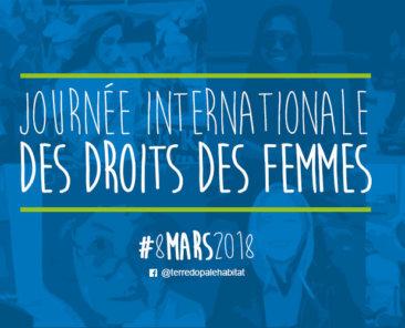 Journée internationale des droits des femmes.