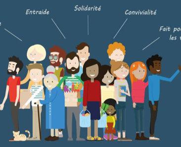 Nous nous devons tous d'être solidaires de ceux qui nous entourent