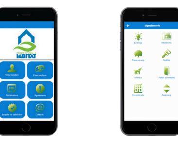 Un nouveau module sur notre application qui devrait, sans nul doute, séduire bien de nos locataires