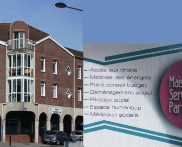 La Maison des Services propose divers apports dans de nombreux domaines